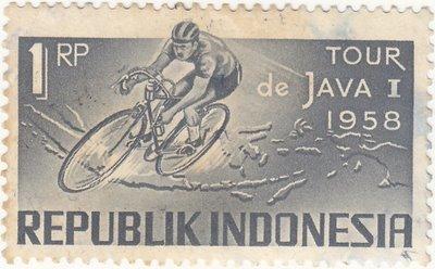 Balap sepeda Tour de Java 1958