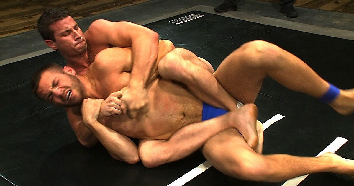 Sexual domination wrestling - 1 part 5