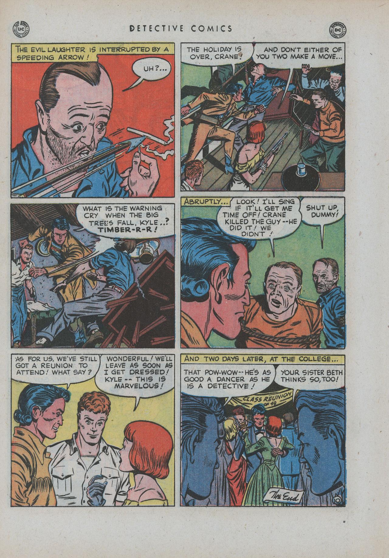 Read online Detective Comics (1937) comic -  Issue #154 - 48