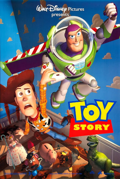 Toy Story 1995 BRRip Dual Audio 720p Hindi-English