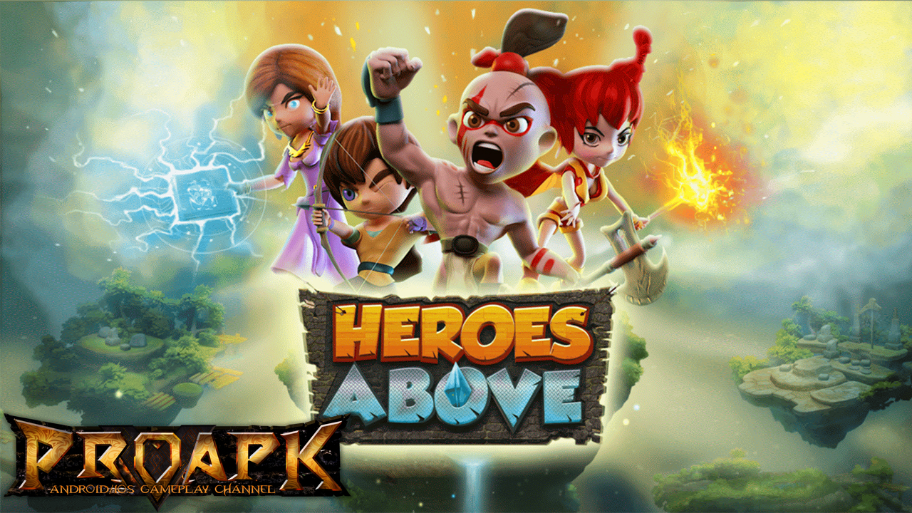 Heroes Above - Sky Clash