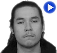 aboriginal white man