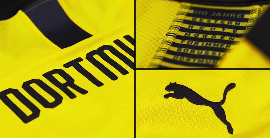 be9b208c9 Borussia Dortmund 19-20 Home Kit Leaked - Teaser Released