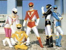 Toku Warriors: Toku Word : Sentai writer per episodes: Jetman and