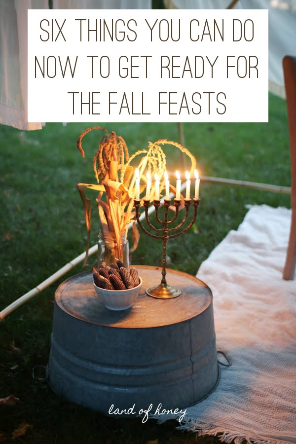 What You Can Do to Prepare for the Feasts
