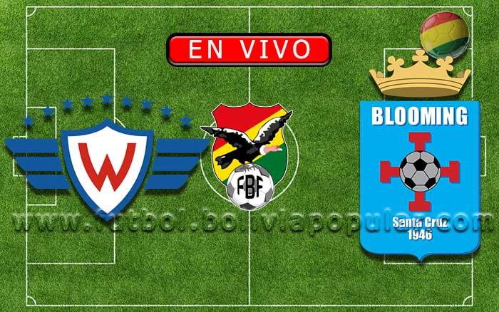 【En Vivo】Wilstermann vs. Blooming - Torneo Apertura 2020