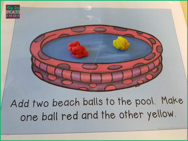 Read and Do Playdoh mats are the perfect way for students to demonstrate their comprehension skills in a fun and engaging way.