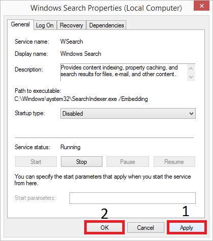 Windows Search Properties