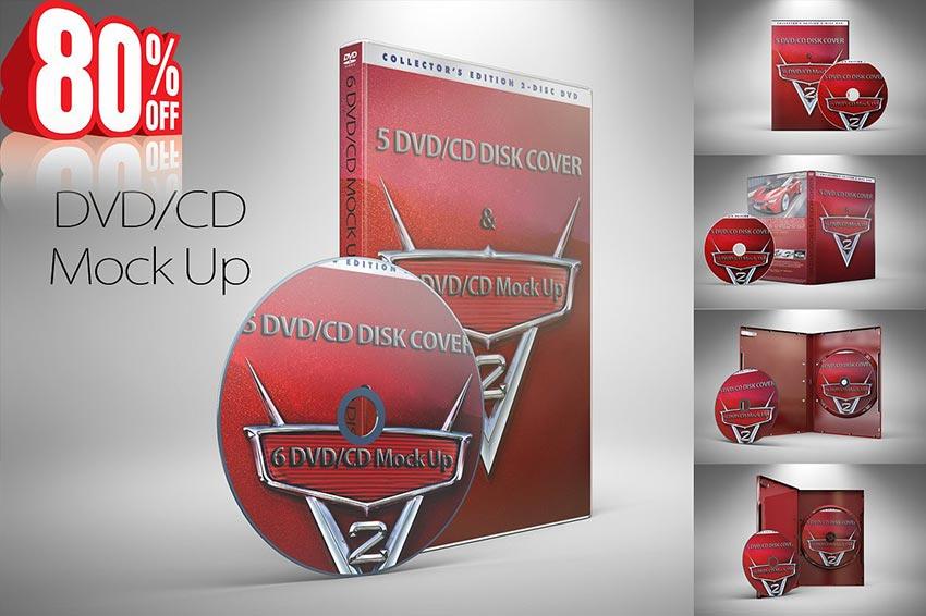 BUNDLE DVD/CD Mock Up