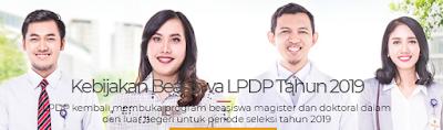 Jadwal Lengkap Pendaftaran Beasiswa Pendidikan Indonesia/BPI LPDP/Lembaga Pengelola Dana Pendidikan Tahun 2019/2020 Tahap 1 dan 2