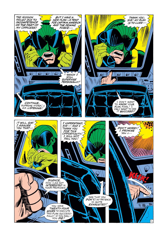 Captain America (1968) Issue #146 #60 - English 12