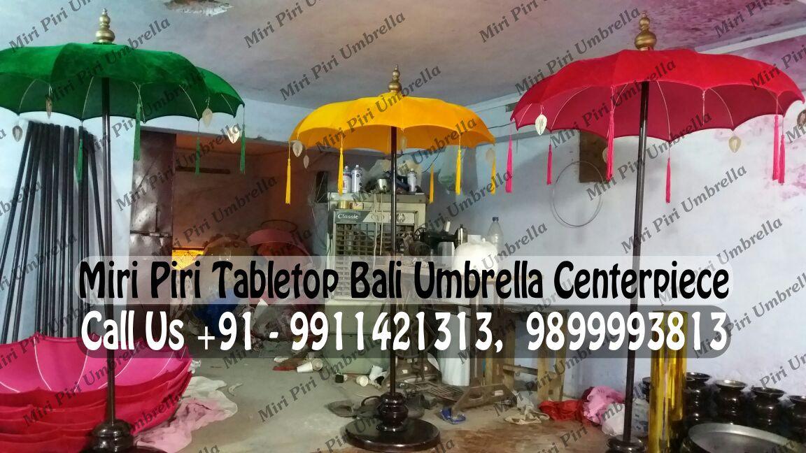 rajasthani jaipuri wedding decorative umbrellas