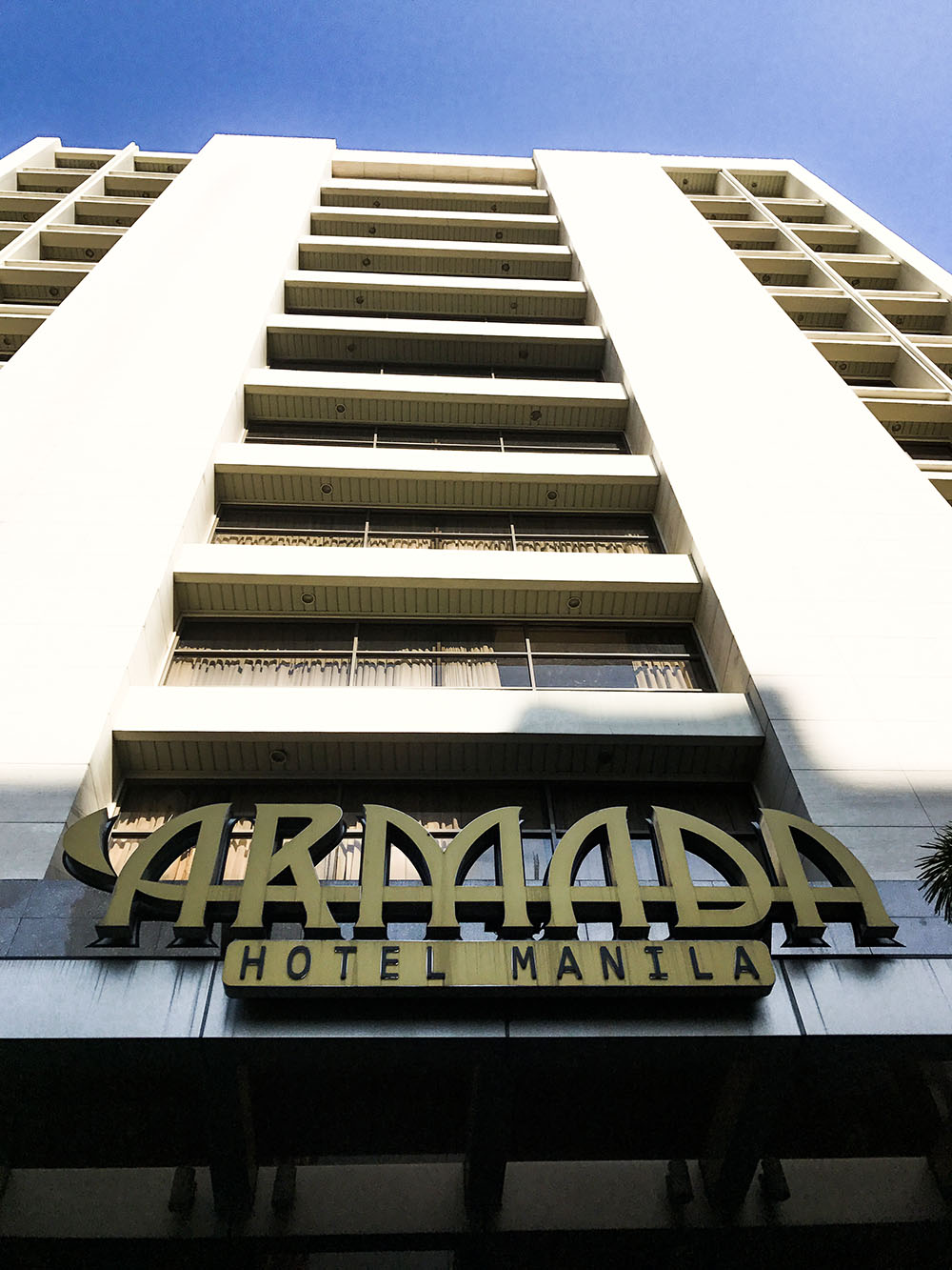 December Staycation in Armada Hotel Manila