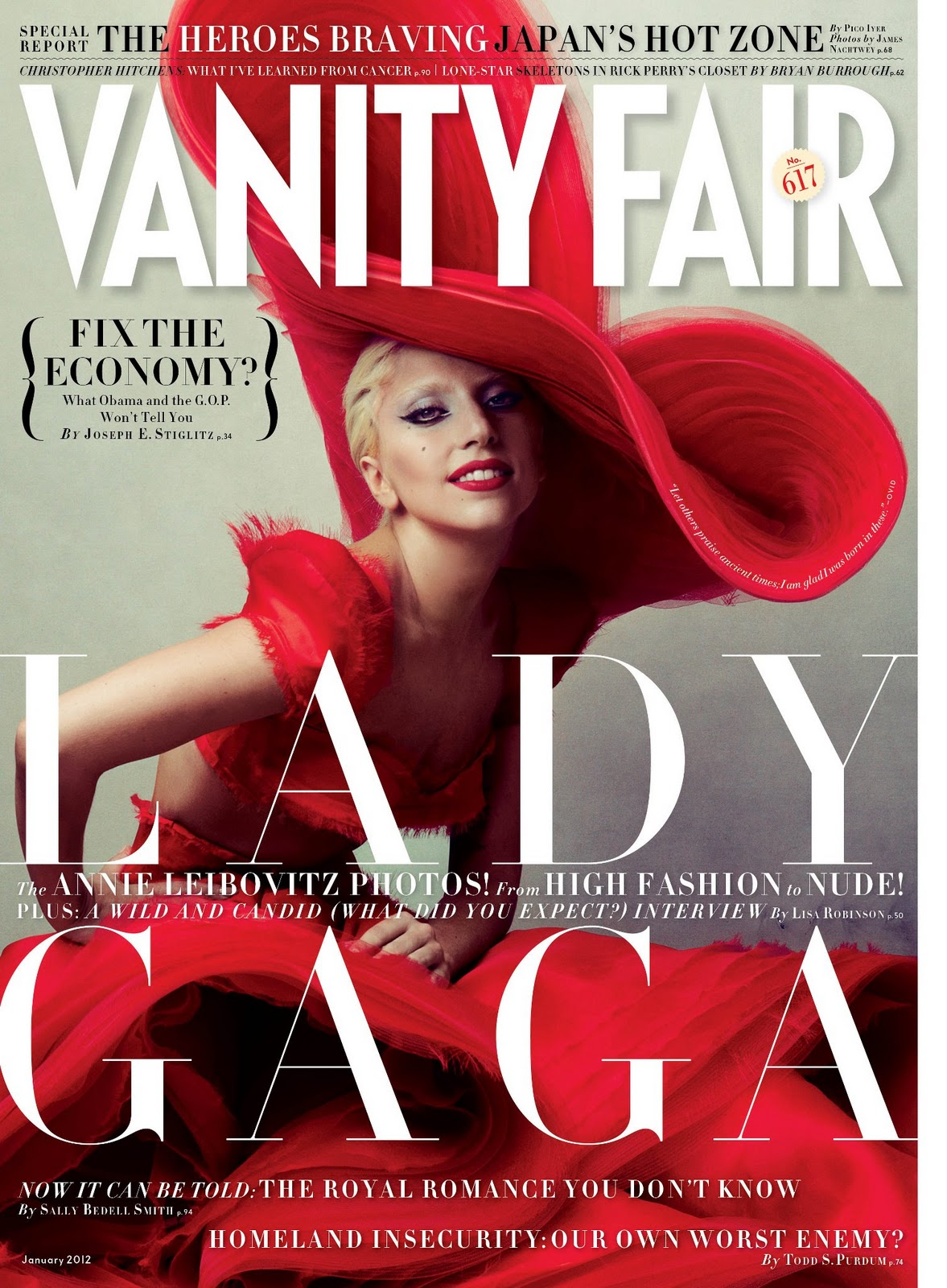 BRUSSELS IS BURNING: Lady Gaga's cover - Elle magazine ...