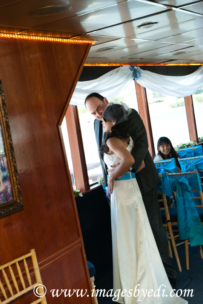 La Contessa Yacht Wedding At Lake Las Vegas