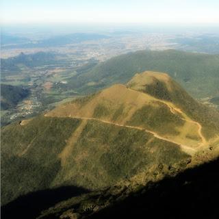 Turvo (SC): Vista do Mirante da Serra da Rocinha, em São José dos Ausentes