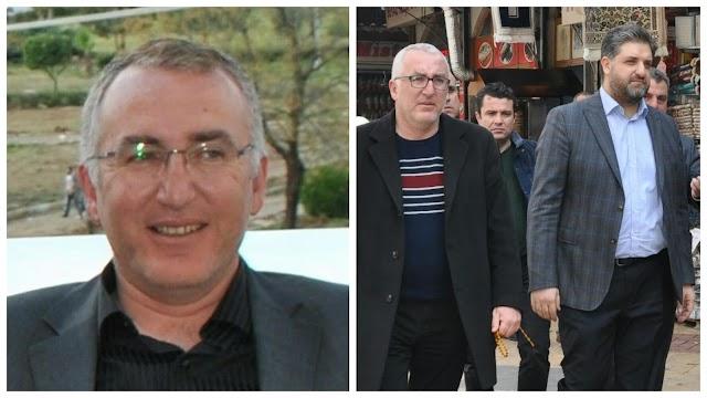 Güllüoğlu, Belediye Başkanlığı için kolları sıvadı