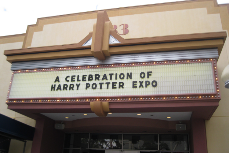 A Celebration of Harry Potter 2017