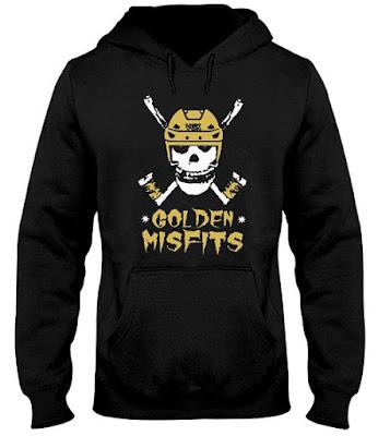 golden misfits hoodie, golden misfits barstool