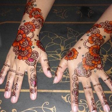 Mcreative Kenapa Henna Pengantin Lebih Mahal Dari Pada Henna Fun