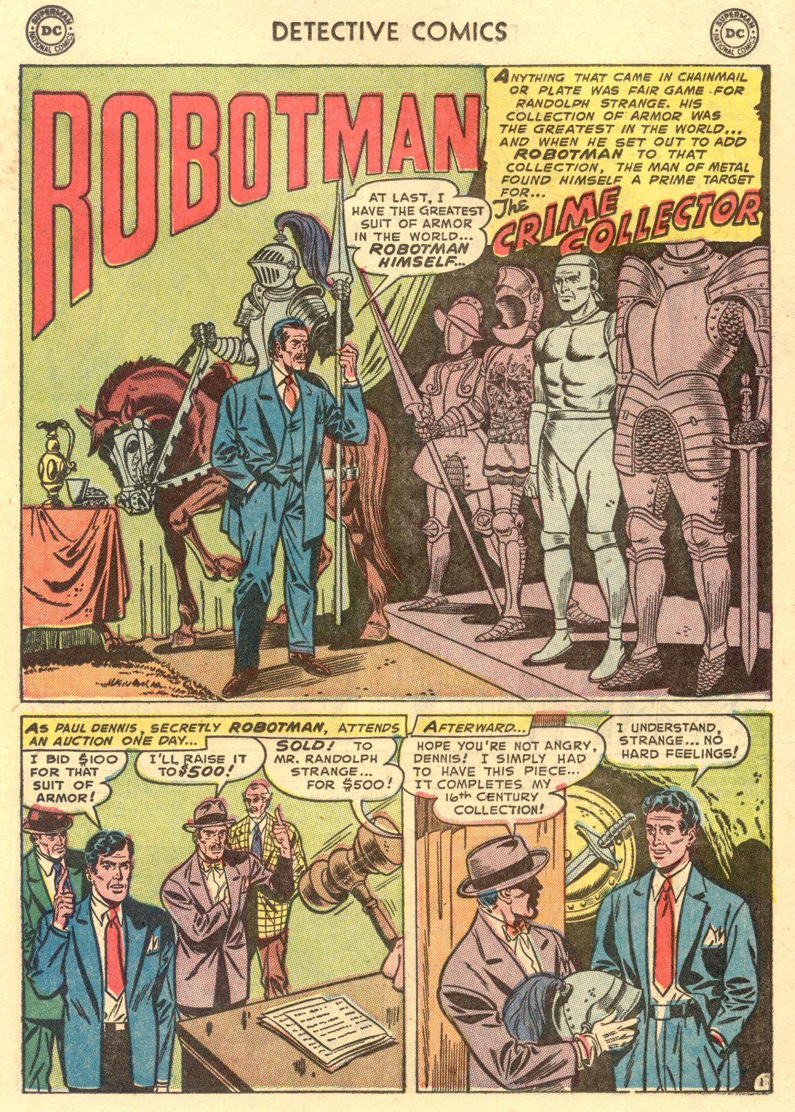 Read online Detective Comics (1937) comic -  Issue #194 - 25