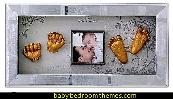 Baby Hand & Footprint Makers baby shower gift ideas