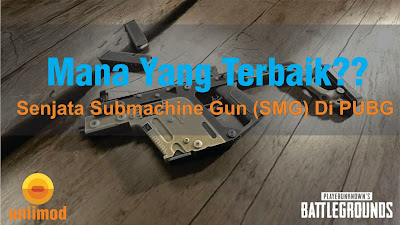 Submachine Gun (SMG) PUBG