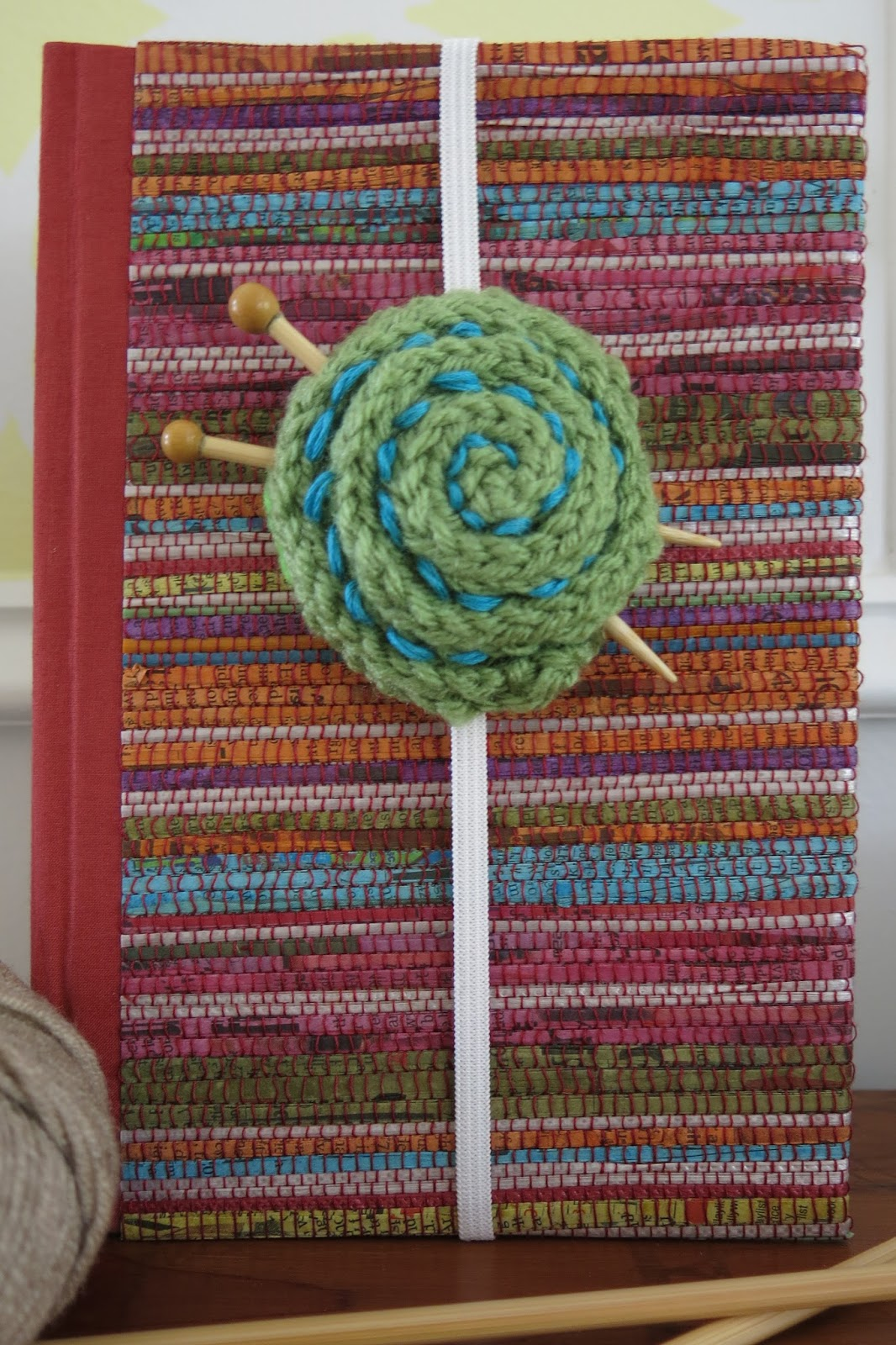 Knit Stitch Bookmark : The Fuzzy Lounge: Free Knitting Pattern: Celebrate National Public Library Mo...