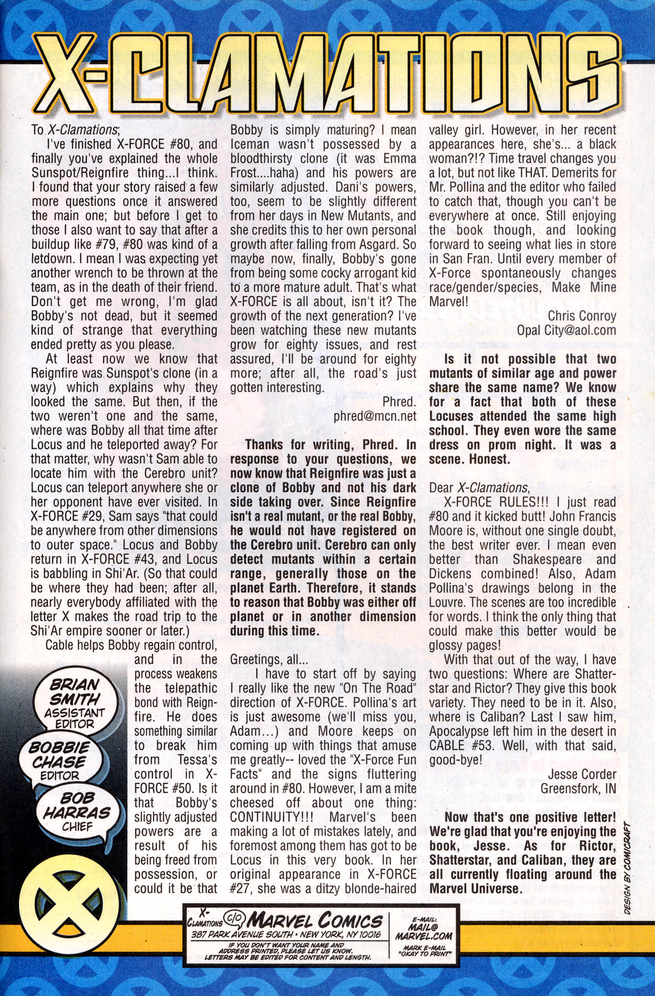 Read online X-Force (1991) comic -  Issue #82 - 39
