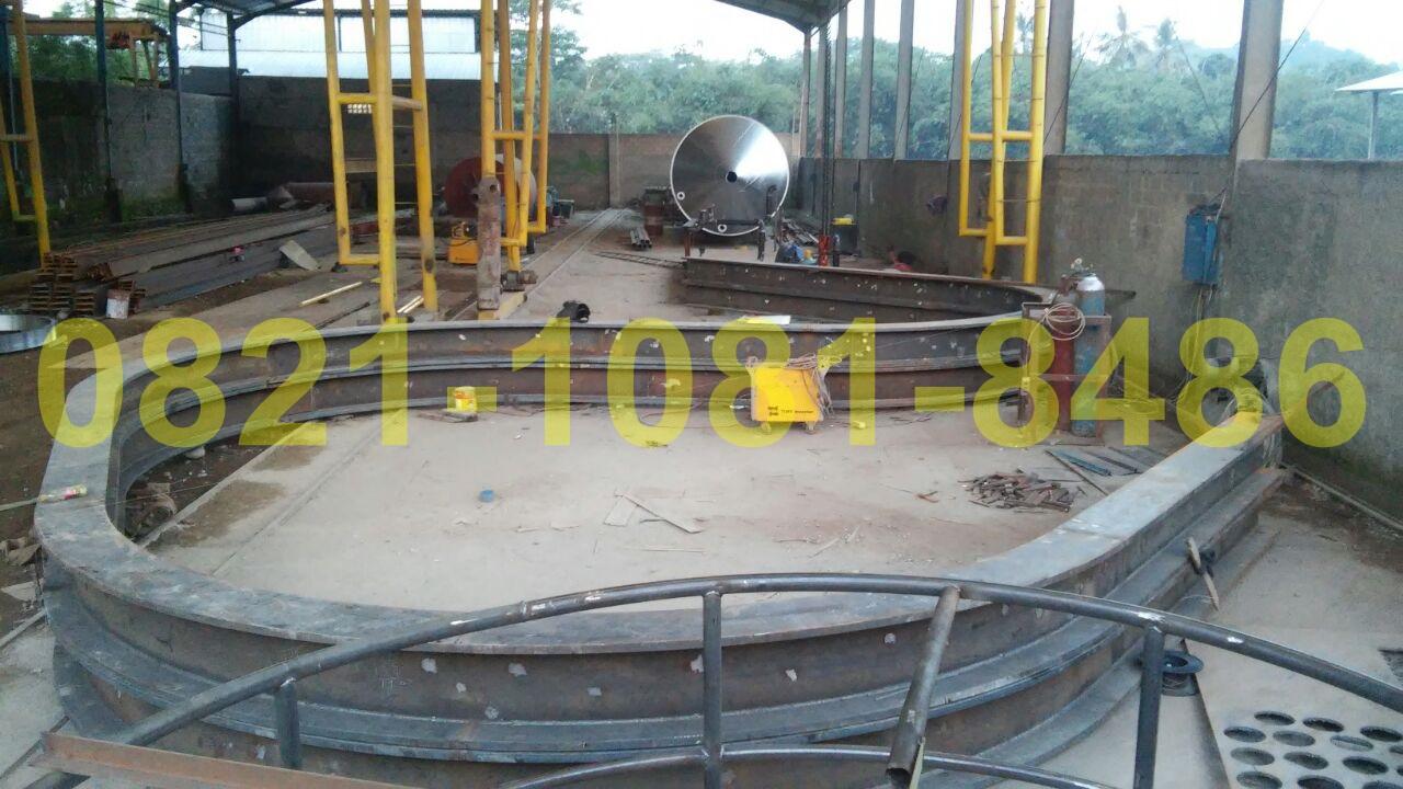 Toko Baja Ringan Jatiasih Jasa Fabrikasi Monorail Experience Project Roll