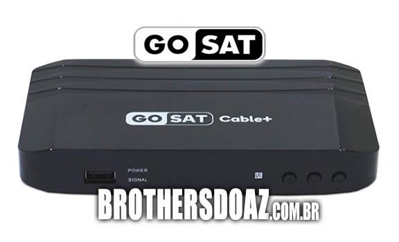Gosat Cable + Atualização DECODE V1.12 - 29/10/2020