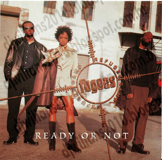 Fugees (Refugee Camp) - Ready or Not_(Promo CDM)-1996