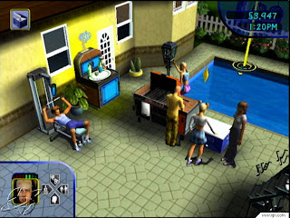 The Sims (PS2) 2003