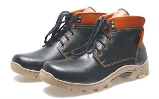 Sepatu Boot BASAMA SOGA Orignal 056
