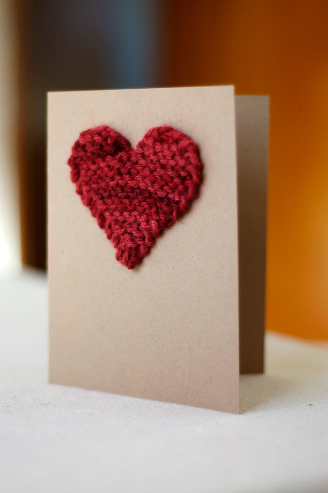 The Sitting Tree: Free Knitting Pattern: Valentine Hearts