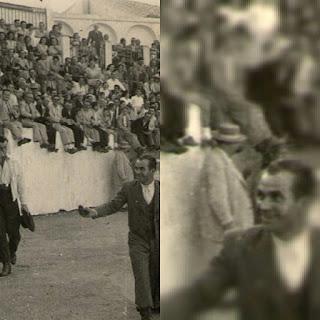 """Manuel Naranjo Reina """"Naranjito"""", fue posiblemente el torero más laureado de Valverde"""