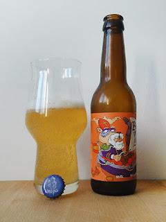 Mad Brewing Oedipus Bienvenido Berliner Weisse Naranja La Tienda de la cerveza dorado y en botella