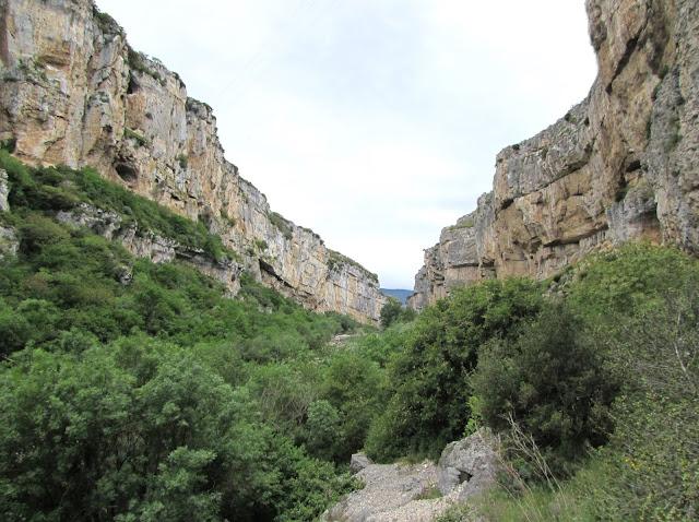 Navarra; Nafarroa; Foz de Lumbier; Lumbier; Irunberri; Urunberri