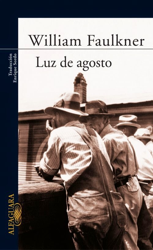 Luz de agosto, de William Faulkner