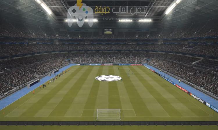 تحميل لعبة بيس 2015 PES للكمبيوتر من ميديا فاير