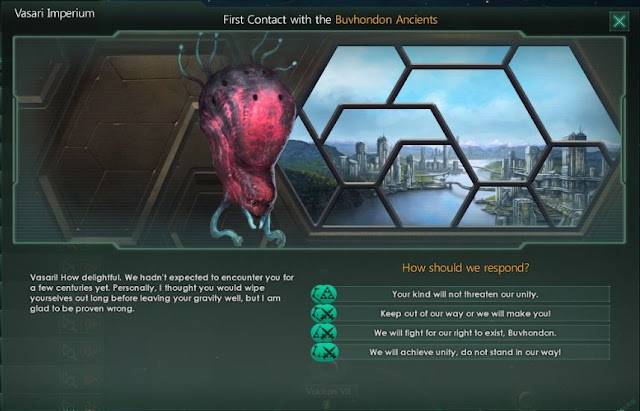 Review – Stellaris fallen empire