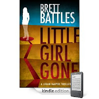 "Our Kindle Nation eBook Of  The Day, <b><i> Little Girl Gone</i></b>, is a 5-Star Thriller by Shamus Award Nominee Brett Battles: ""Captivating characters, nail biting tension, breathtaking action - <b><i> Little Girl Gone</i></b> is pure gold"" ... and here's a Free Sample!"