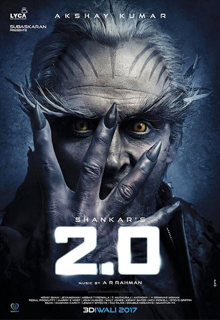 Akshay Kumar Role In Rajinikanth 2.0 Is Out