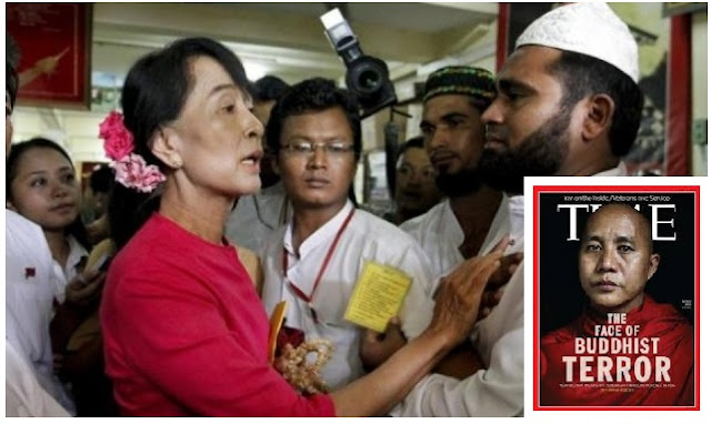 the real reason behind buddhist and muslim violance in Burma myanmar