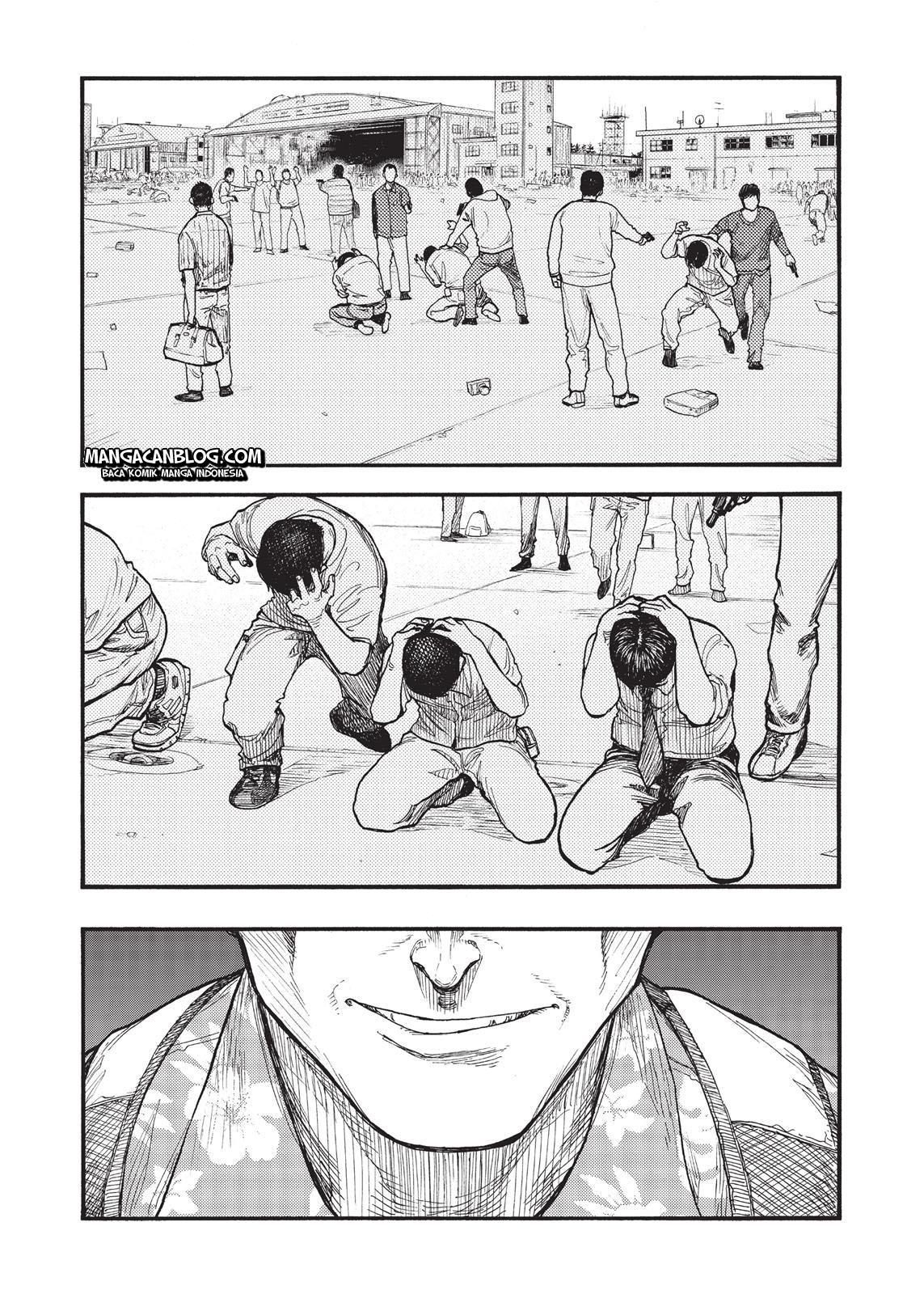 Ajin Chapter 55-28