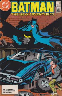 Batman USA #408