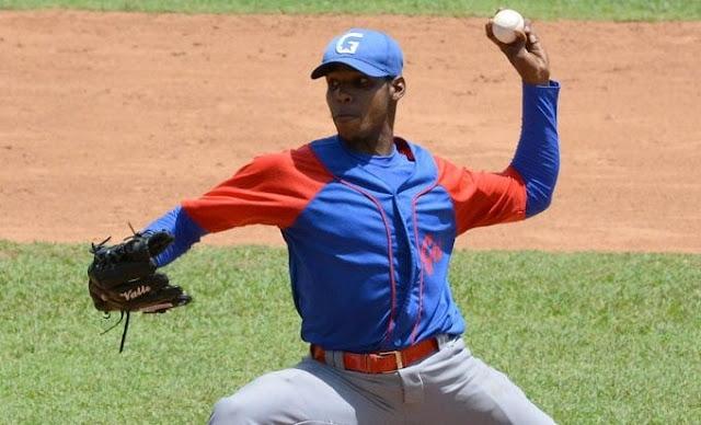 El lanzador zurdo Darién Creach, líder en victorias del más reciente torneo cubano para menores de 23 años de edad, desea ser abridor en la próxima Serie Nacional