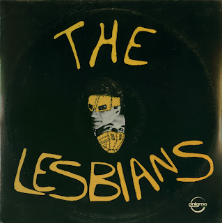 The Lesbians - The Lesbians – Personality Crisis Time / I Don't Care (Do You?!) Front