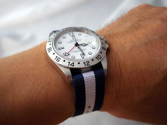 腕時計NATOベルト