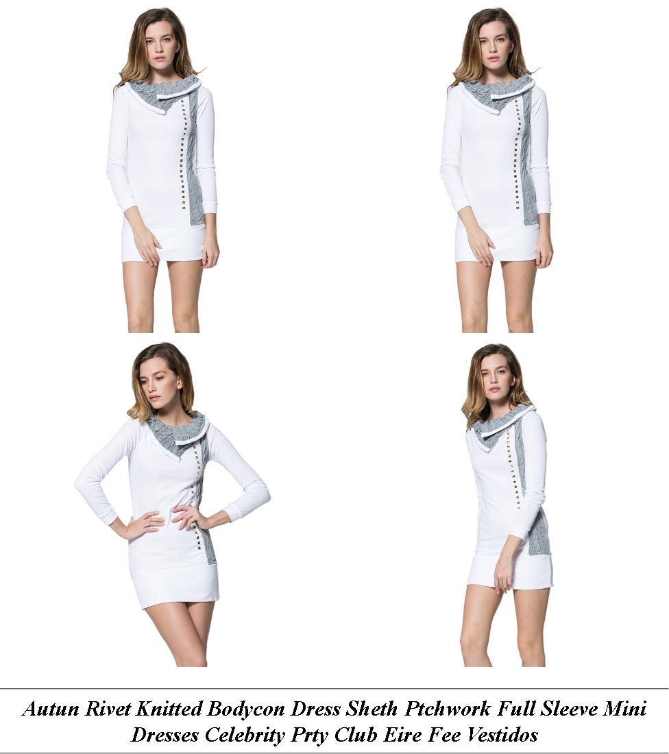 Pale Lue T Shirt Dress - Salesworks - Prom Dress Stores Near Me
